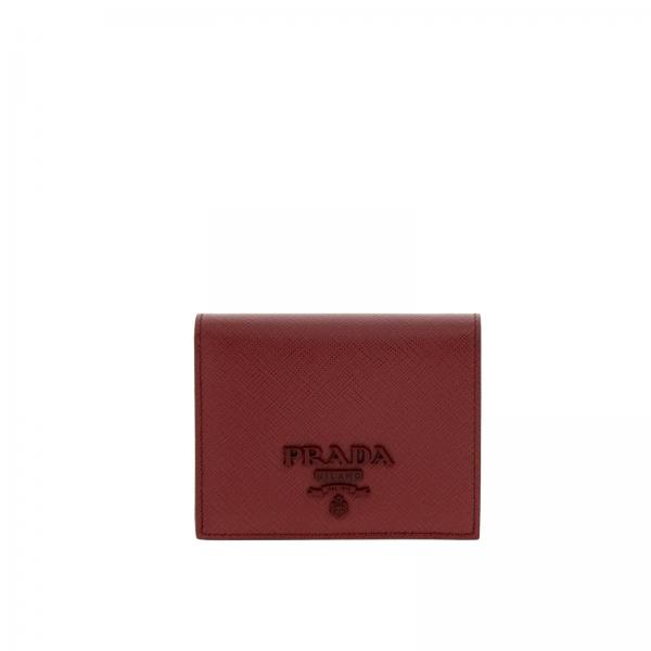 03ad09bf3dd899 Prada Women's Wallet | Wallet Women Prada | Prada Wallet 1mv204 2ebw -  Giglio EN