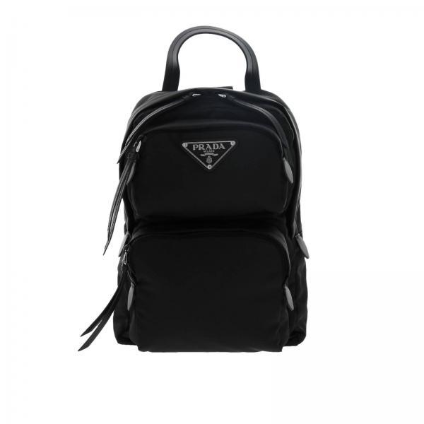 dc73afde358f ... ebay backpack women prada shoulder bag women prada backpack prada  1bz026ooo 2cci giglio uk 19760 f9720