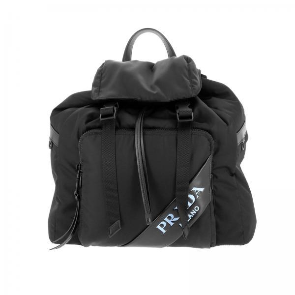 f42329fc3ecd Prada Women s Black Backpack