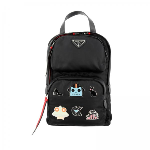 3f1b4ccaf116 Prada Women s Black Shoulder Bag