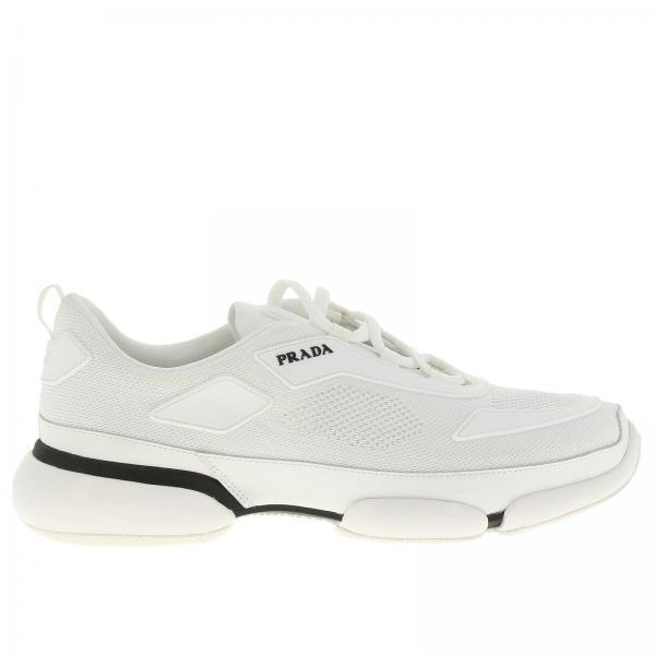 on sale 9f4e4 07c23 Men's Sneakers Prada