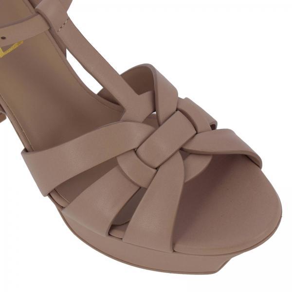 Pelle Plateau Classic Sandalo In Tribute Con 8nwkPN0XO