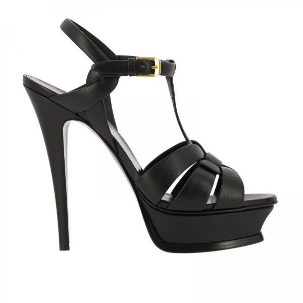 Heeled sandals Saint Laurent 315487 BDA00