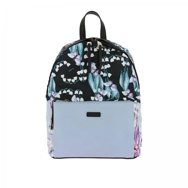 4dc491ac5c Furla Women s Blue Backpack