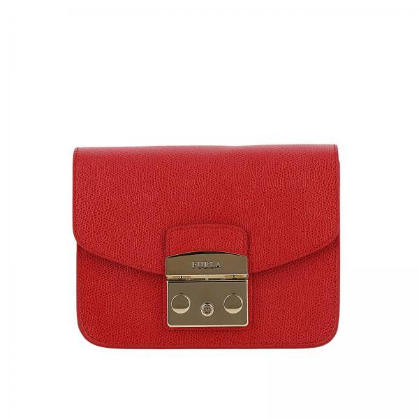 1987da2af85ee Furla Women s Red Mini Bag