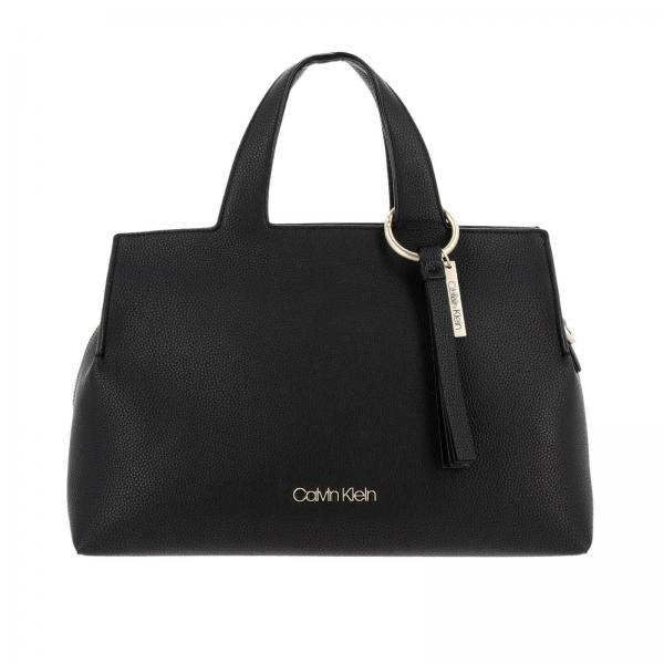 Handbag Women Calvin Klein Black 04127216e6