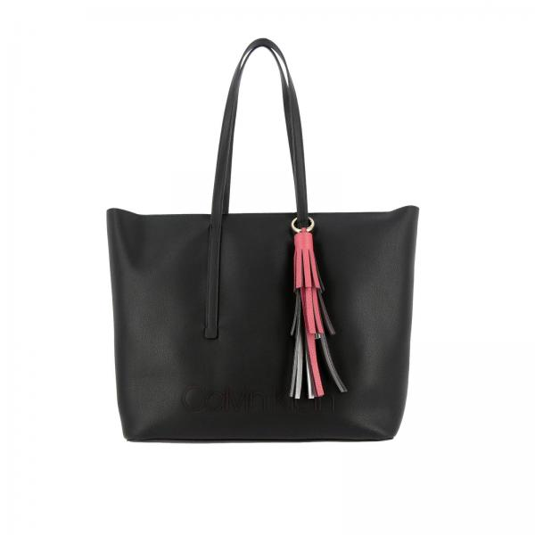 Shoulder Bag Women Calvin Klein Black