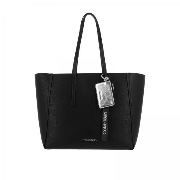Shoulder Bag Women Calvin Klein Black add5dda4a4