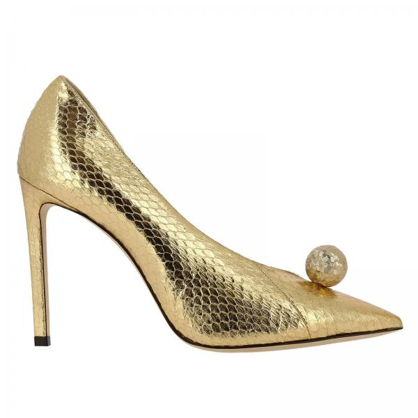 PumpsSadira Jimmy Choo Décolleté Gold Women's In pMqLSUVzG