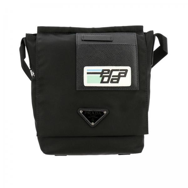 af9a85ba485e ... clearance bags men prada black 4d51c b01a9