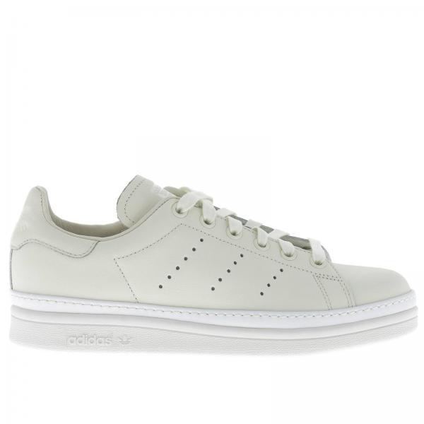 5f7cc5f280c62e Adidas Originals Women s White Sneakers