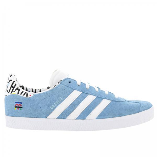 c855b4122b2 Adidas Originals Little Boy s Gnawed Blue Shoes