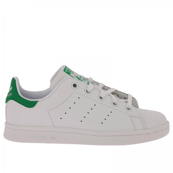 Chaussures Garçon Adidas Originals Blanc