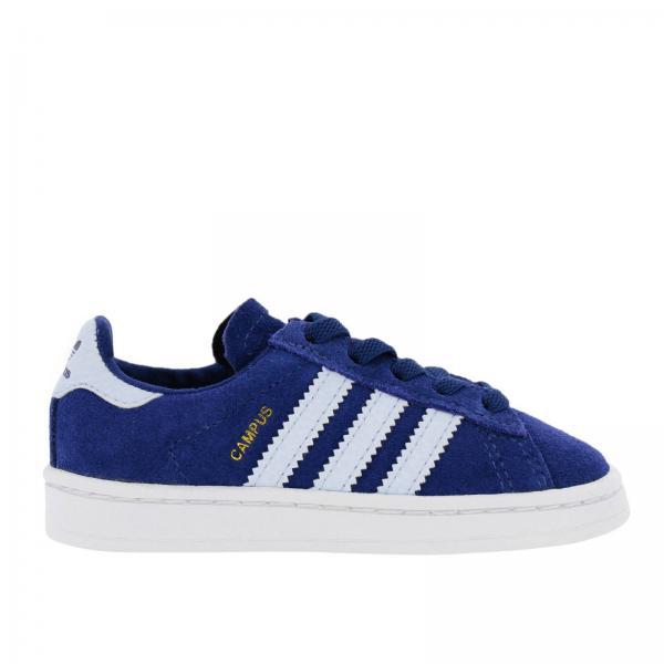 57648e30bf4 Shoes little boy Adidas Originals Royal Blue