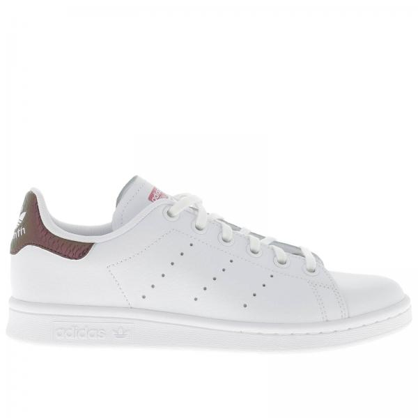 finest selection 695b2 d3349 Zapatos Niña Adidas Originals Blanco