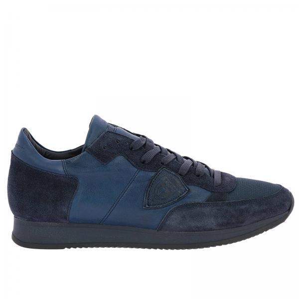 Sneakers Uomo Philippe Model Blue 6874286d1eb