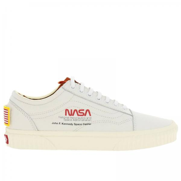 7b64f2872 Trainers Men Vans White