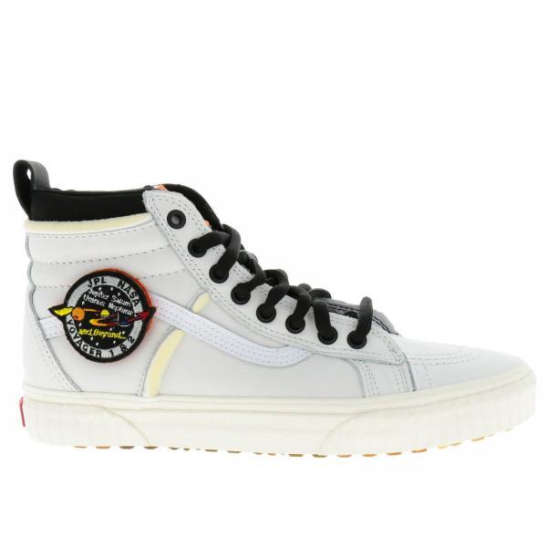 Voyager Bianco Hi Space 46 Uomo Sk8 Vans Nasa In Sneakers 7qP0OwFW