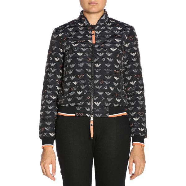Jacke für Damen Emporio Armani Schwarz   Jacke Giorgio Armani 6z2b80 ... a530524476