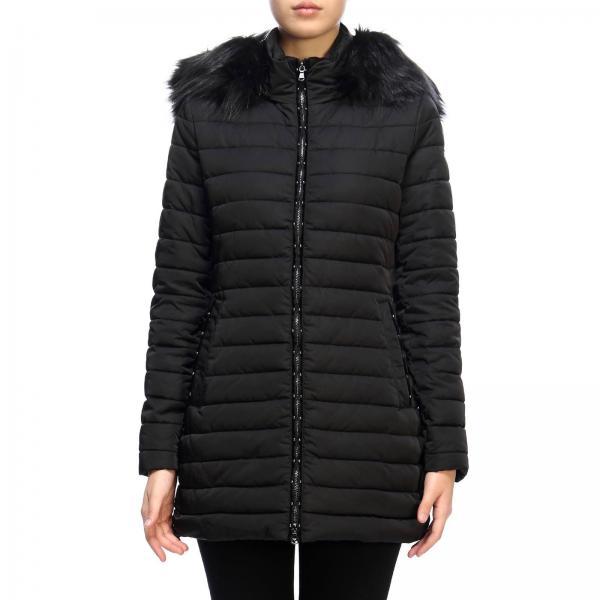 Jacke für Damen Emporio Armani Schwarz   Jacke Giorgio Armani 6z2b76 ... 941ff660e5