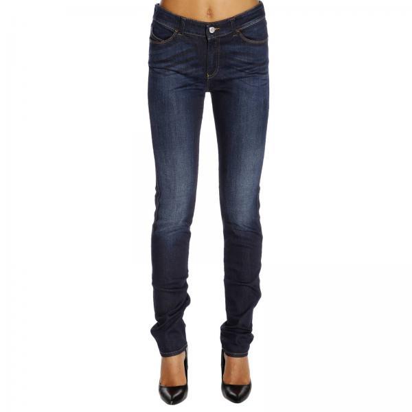 ff083dfcd323 Jeans für Damen Emporio Armani Blau   Jeans Giorgio Armani 6z2j18 ...