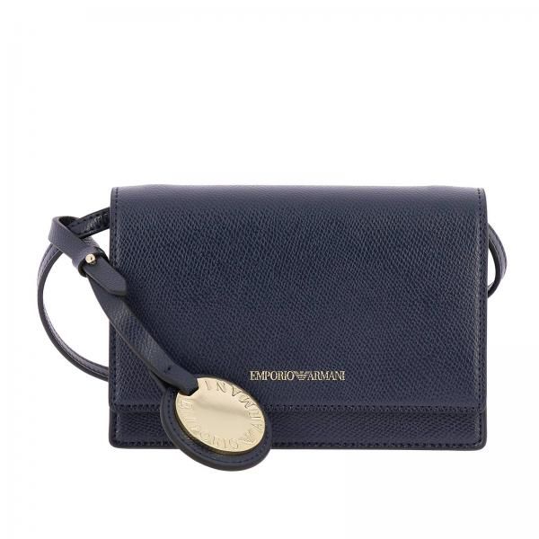Emporio Armani Women s Mini Bag   Shoulder Bag Women Emporio Armani   Giorgio  Armani Mini Bag Y3b086 Yh15a - Giglio EN 84be83f012