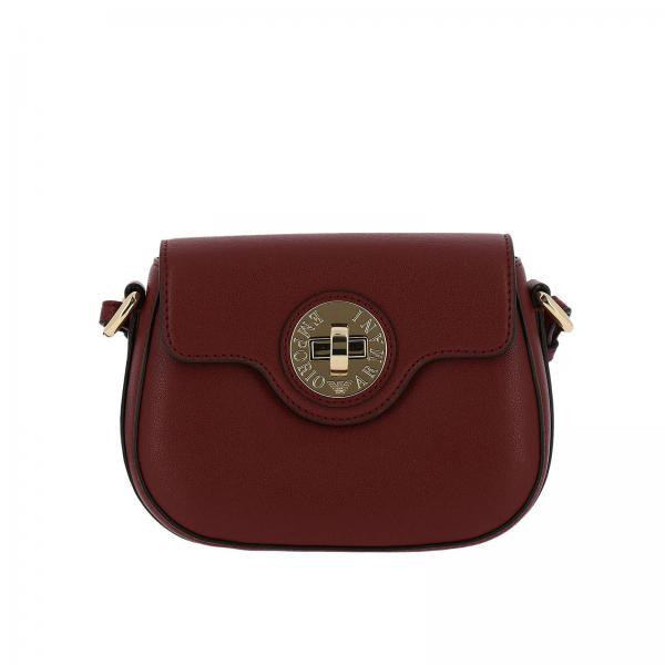 396b57b2494c Mini Bag Women Emporio Armani Burgundy