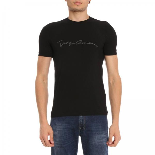 timeless design 17cc9 97b2a T-shirt Giorgio Armani