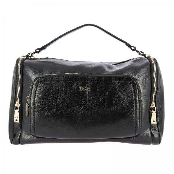 Handbag Women Ice Play Black