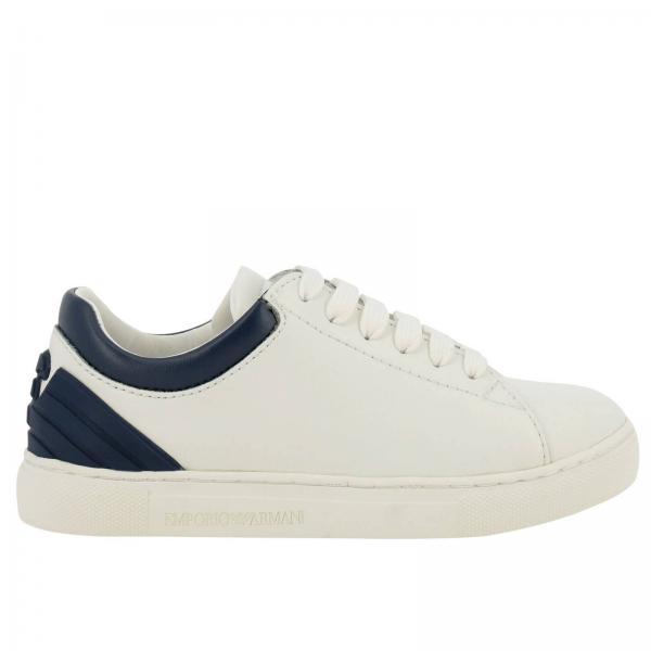 bff695f95963 Emporio Armani Little Boy s Shoes