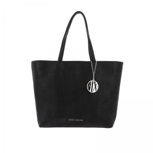 c18ff031aaf2 Armani Exchange Women s Black Shoulder Bag