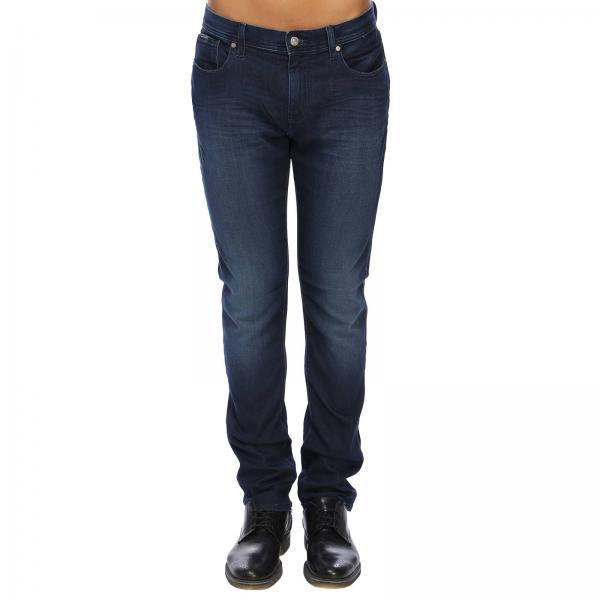 6f845164d18 Jeans Homme Armani Exchange Bleu