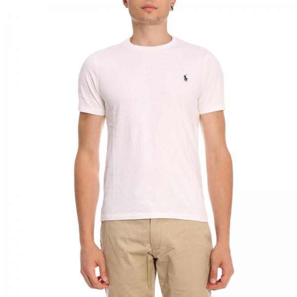 64c4c77b1b T-shirt Uomo Polo Ralph Lauren