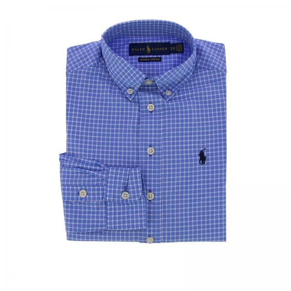 Camicia Polo Ralph Lauren Boy 323702872