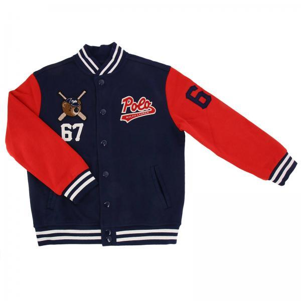 Schnelle Lieferung Vorschau von am besten billig Jacke für Jungen Polo Ralph Lauren Kid