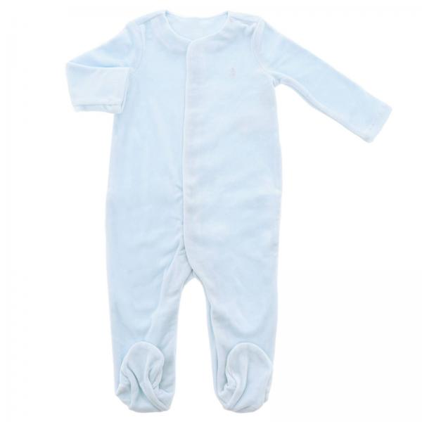 f5f3d688698 Polo Ralph Lauren Infant Baby s Gnawed Blue Romper