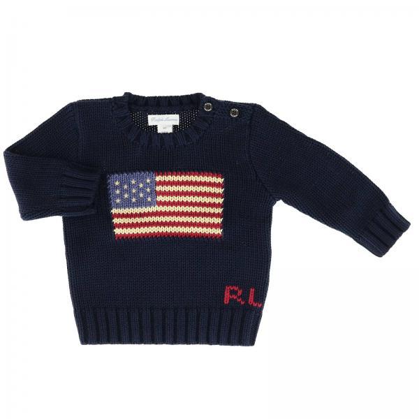 a4d78c571 Jumper baby Polo Ralph Lauren Infant Blue