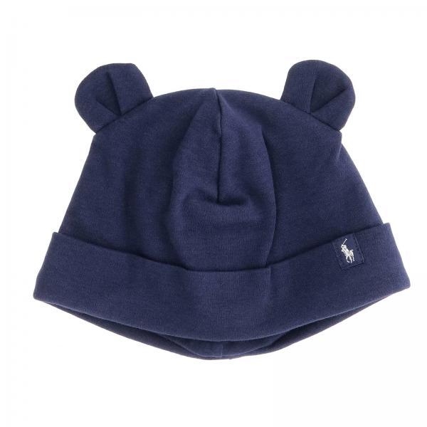 Hat Little Boy Polo Ralph Lauren Infant Blue 50b2a03f9ec