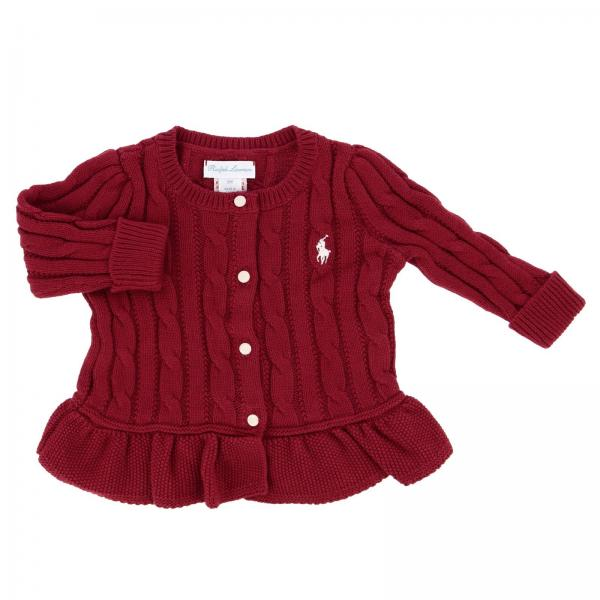 8f1fa2010837 Polo Ralph Lauren Infant Baby s Red Sweater