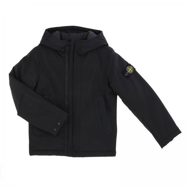 Jacket Little Boy Stone Island Black 0d970c25c