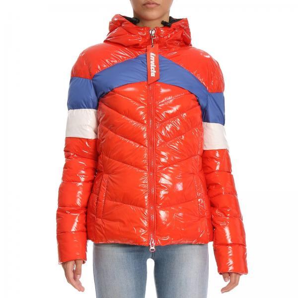 invicta Giubbino Ski Glossy Bicolor Cappotto Donna