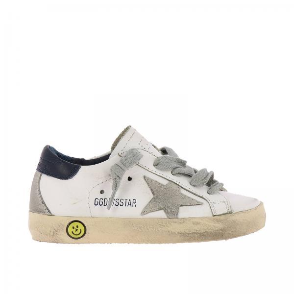 White Goose Little ShoesShoes Goose Boy's Kids Golden Golden AjL345Rq