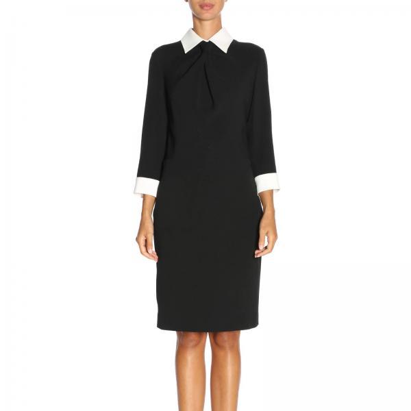 Moschino Couture Women S Black Dress Dress Women Moschino Couture