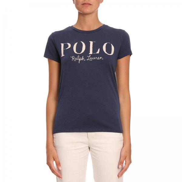 533065221 Polo Ralph Lauren Women's T-shirt | T-shirt Women Polo Ralph Lauren | Polo  Ralph Lauren T-shirt 211719204 - Giglio EN