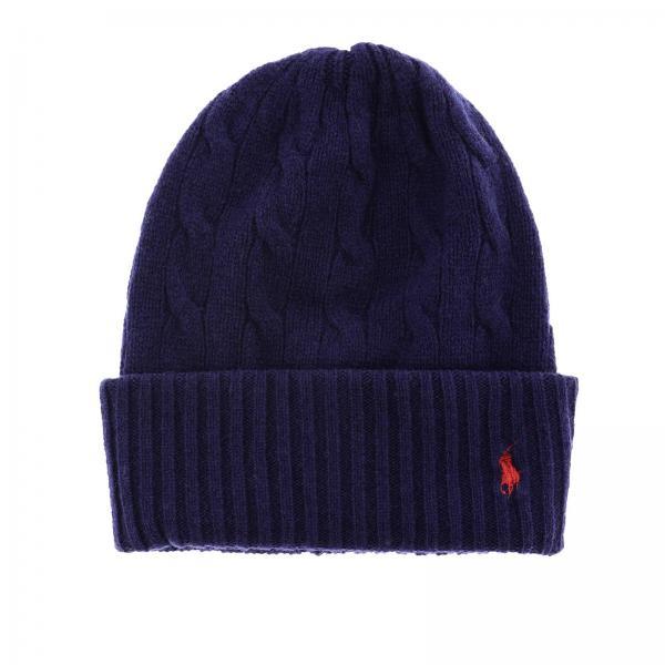 Hat Women Polo Ralph Lauren Blue dff604e9b64b