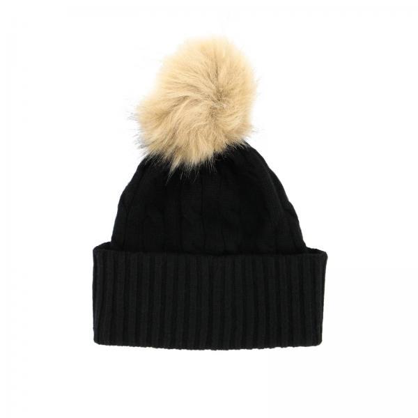 Hat Women Polo Ralph Lauren Black cdae089fc1d
