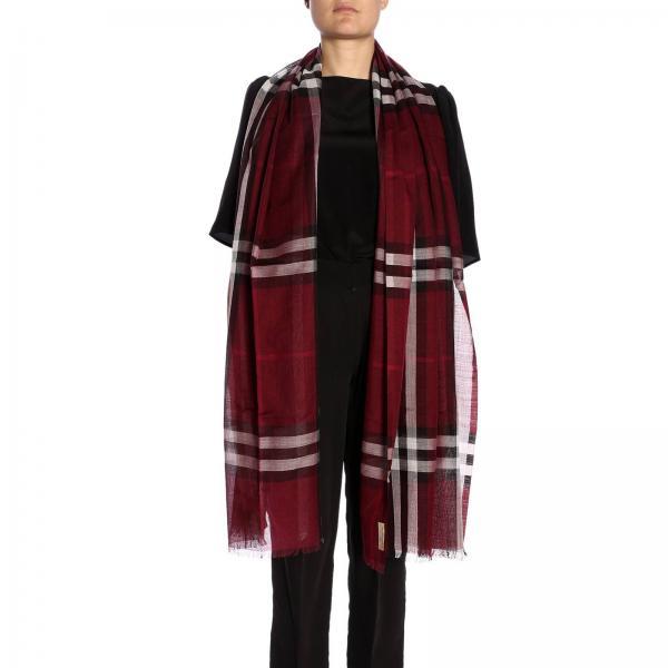 Schal Fur Damen Burberry Schal Burberry 3994837 Giglio De