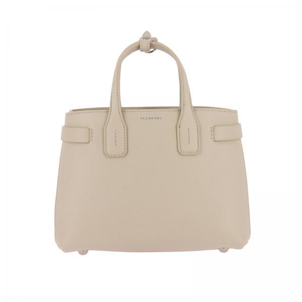Burberry Women s Yellow Cream Handbag  6fb7b16d6568e