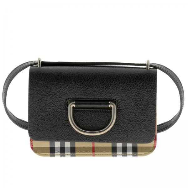 Burberry Women s Black Mini Bag  cbad2d98e4dcb