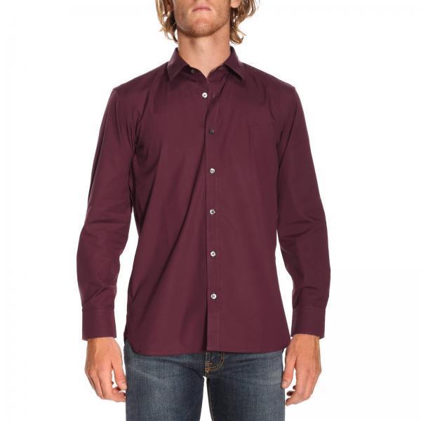 71f73dada50 Burberry Men s Burgundy Shirt